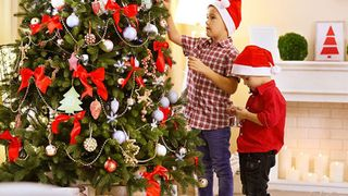 5 bước trang trí cây thông Noel cho căn nhà của bạn thêm lung linh và ấm cúng