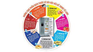 Sự thật về thức ăn thừa trong tủ lạnh gây ung thư