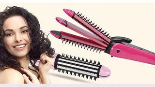 Tự làm tóc đẹp chuẩn tại nhà bằng máy tạo kiểu tóc