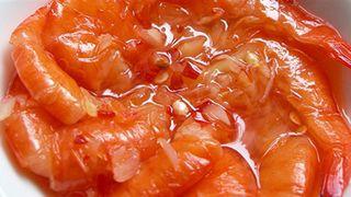 Cách ngâm tôm muối chua ngọt ngon đúng điệu, chống ngán trong ngày tết