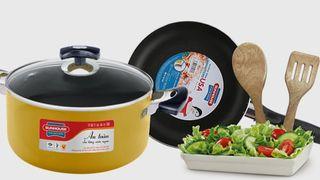 4 lý do nên mua nồi, chảo Sunhouse cho bếp gia đình