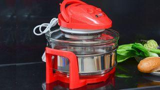 4 lỗi vệ sinh khiến lò nướng thủy tinh mau hỏng