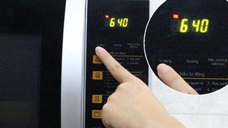 Cách cài đặt công suất nấu cho lò vi sóng LG  MH6342B