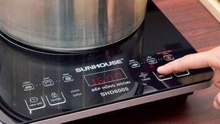 Chọn bếp điện phù hợp với gia đình bạn