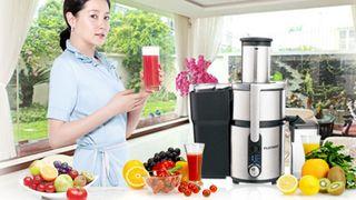 Chọn nguyên liệu thích hợp cho máy ép trái cây