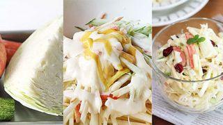 Giảm cân sau Tết với món salad bắp cải giòn ngon đúng điệu