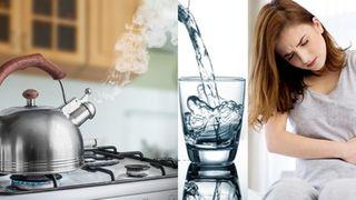 Hiểm họa cho sức khỏe khi uống nước đun sôi lại nhiều lần