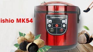 Hướng dẫn sử dụng máy làm tỏi đen đa năng Mishio MK54