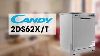 Hướng dẫn sử dụng máy rửa chén Candy CDP 2DS62X/T 2150W