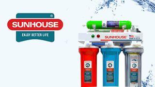 Máy lọc nước Sunhouse của nước nào? Có tốt không?