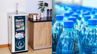 Mua máy lọc nước hay mua nước khoáng uống sẽ kinh tế hơn?