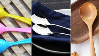 Nên chọn muỗng nhựa, inox hay gỗ?