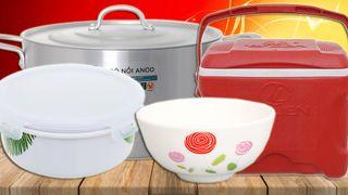 Những món đồ dùng gia đình nên mua trước, thay mới trước mùa Tết