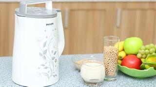Sử dụng máy làm sữa đậu nành hiệu quả