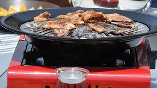 Tại sao không nên nướng thức ăn bằng bếp gas?