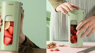 Xiaomi ra mắt máy ép trái cây cầm tay không dây Zhenmi, giá chỉ 650.000 đồng