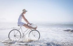 Giải đáp đạp xe đạp có bị to bắp chân không