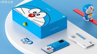 Xiaomi sắp ra mắt điện thoại Doraemon