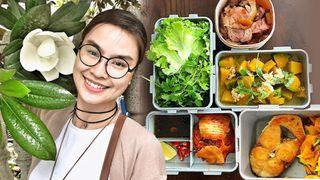 """Chia sẻ cơm trưa ngon-bổ-giá chỉ 70.000 đồng theo phương pháp nhịn ăn gián đoạn, mẹ đảm tiết lộ thêm bí quyết để """"ăn kiêng là niềm vui, không phải ép buộc"""""""