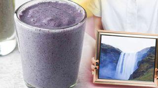 """Được mệnh danh là """"orgasm smoothie"""", loại đồ uống này sẽ giúp bạn xử nhanh dẹp gọn """"mùa nắng hạn"""" để cùng chồng bay vút lên tận cung trăng"""