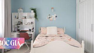 Chỉ với 7 triệu đồng là bạn đã có thể sở hữu phòng ngủ 24m² đẹp chuẩn như thế này ở Sài Gòn