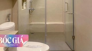 Học người Nhật cách thiết kế phòng tắm tối giản, gia đình Hà Nội lắp đặt không gian hiện đại chi phí chưa tới 18 triệu đồng