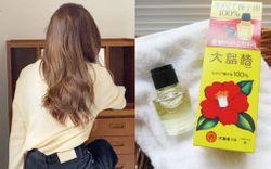 6 loại dầu dưỡng tóc từ 150k giúp tóc mềm mướt bồng bềnh như mây