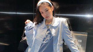 Jennie lại tiếp tục diện đồ từ thương hiệu của Jessica, Kpop sắp có thêm cặp chị em mới?