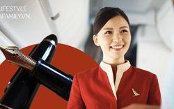 Tiếp viên hàng không nào cũng cầm một hoặc rất nhiều bút lên máy bay, nhưng hóa ra vật dụng bình thường này ẩn chứa vô vàn lợi ích bất ngờ mà chị em chẳng biết