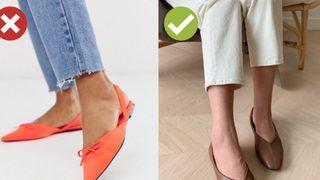 4 mẫu giày dù giảm giá kịch kim dịp Black Friday thì chị em cũng đừng sắm vì khó kết hợp, dễ làm xấu cả bộ đồ