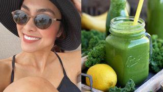 Loại rau cải xoăn được Tăng Thanh Hà yêu thích hóa ra có thể làm ra nhiều món sinh tố cực ngon lại giảm cân siêu tốt