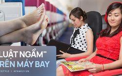 """Những """"luật ngầm"""" về 3 chỗ ngồi cạnh nhau trên máy bay và loạt tips cư xử thanh lịch chị em nào cũng nên nằm lòng"""