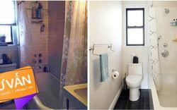 Áp dụng thiết kế nhà tắm chuẩn Mỹ về Việt Nam với chi phí chỉ 12 triệu đồng