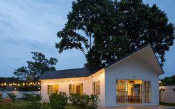 Căn nhà cấp 4 đẹp bình yên trên núi, hòa mình vào màu xanh cây cỏ ở Tam Đảo có chi phí hoàn thiện 800 triệu đồng