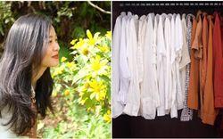 Cô gái trẻ Hà Nội chia sẻ 3 bước đơn giản, dễ thực hiện giúp tủ đồ luôn gọn đẹp