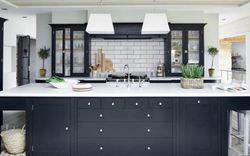 """Bộ sưu tập 16 căn bếp màu đen vừa bí ẩn vừa """"sang chảnh"""""""