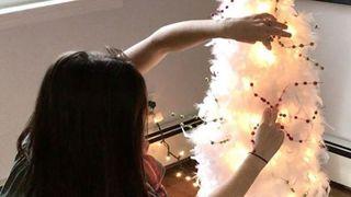 Những món đồ trang trí bằng lông vũ cực đẹp cho ngày lễ Giáng sinh