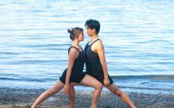 """Các tư thế yoga đơn giản giúp dễ """"lên đỉnh"""""""