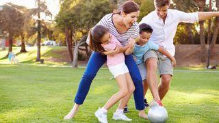 6 trò chơi tập thể dục giúp cả nhà vừa khỏe vừa vui