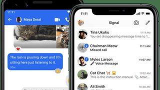 Những ứng dụng nhắn tin riêng tư thay thế WhatsApp