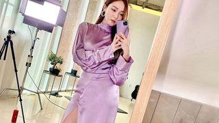 Jessica, Sooyoung đụng hàng nhưng khác quá: Người diện giày hiệu, người đi dép lê vẫn khoe được dáng nuột