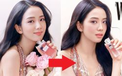 """Jisoo """"biến hình"""" trong 1 bộ ảnh: Từ idol đẹp như Hoa hậu quay sang sắc lạnh chuẩn diễn viên"""
