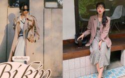 12 set áo khoác + váy liền siêu xinh giúp các nàng bùng nổ vẻ sành điệu, xịn đẹp nguyên Tết Tân Sửu