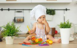 Chế độ dinh dưỡng cho bé: Bí quyết để con tăng cân vùn vụt