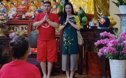 Sao Việt mặc gì đi lễ chùa đầu năm: Lệ Quyên, Angela Phương Trinh nền nã với áo dài, Sun Ht và Chi Pu lại gây tranh cãi