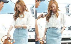 Tìm cả Kbiz, đố ai qua được thời trang sân bay của Jessica: Gần chục năm nhìn lại vẫn trendy như mới hôm qua