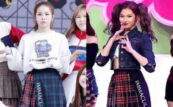 Đụng hàng với Twice, Seulgi (Red Velvet) khi thì lấn át nhưng cũng có khi bị chê kém đẹp