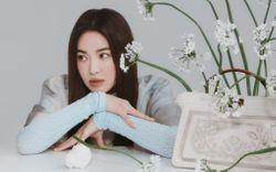 """Fendi """"chốt đơn"""", Song Hye Kyo trở thành nữ diễn viên Hàn Quốc đầu tiên làm đại sứ thương hiệu cho nhãn"""