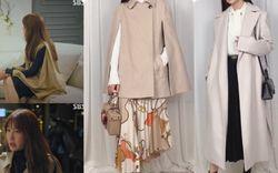 """Học chị vợ """"Penthouses"""" lên đồ sang chảnh chuẩn tiểu thư đài các từ 5 kiểu áo khoác quen mặt trong tủ đồ công sở"""