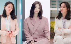 Song Hye Kyo, Son Ye Jin và các sao U40 sẽ chỉ cho nàng công sở kiểu suit diện lên trẻ trung nhất mà vẫn thanh lịch 100 điểm